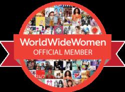 WorldWideWomen Badge