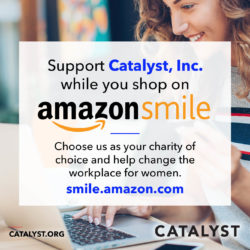 Support Catalyst on Amazon Smile