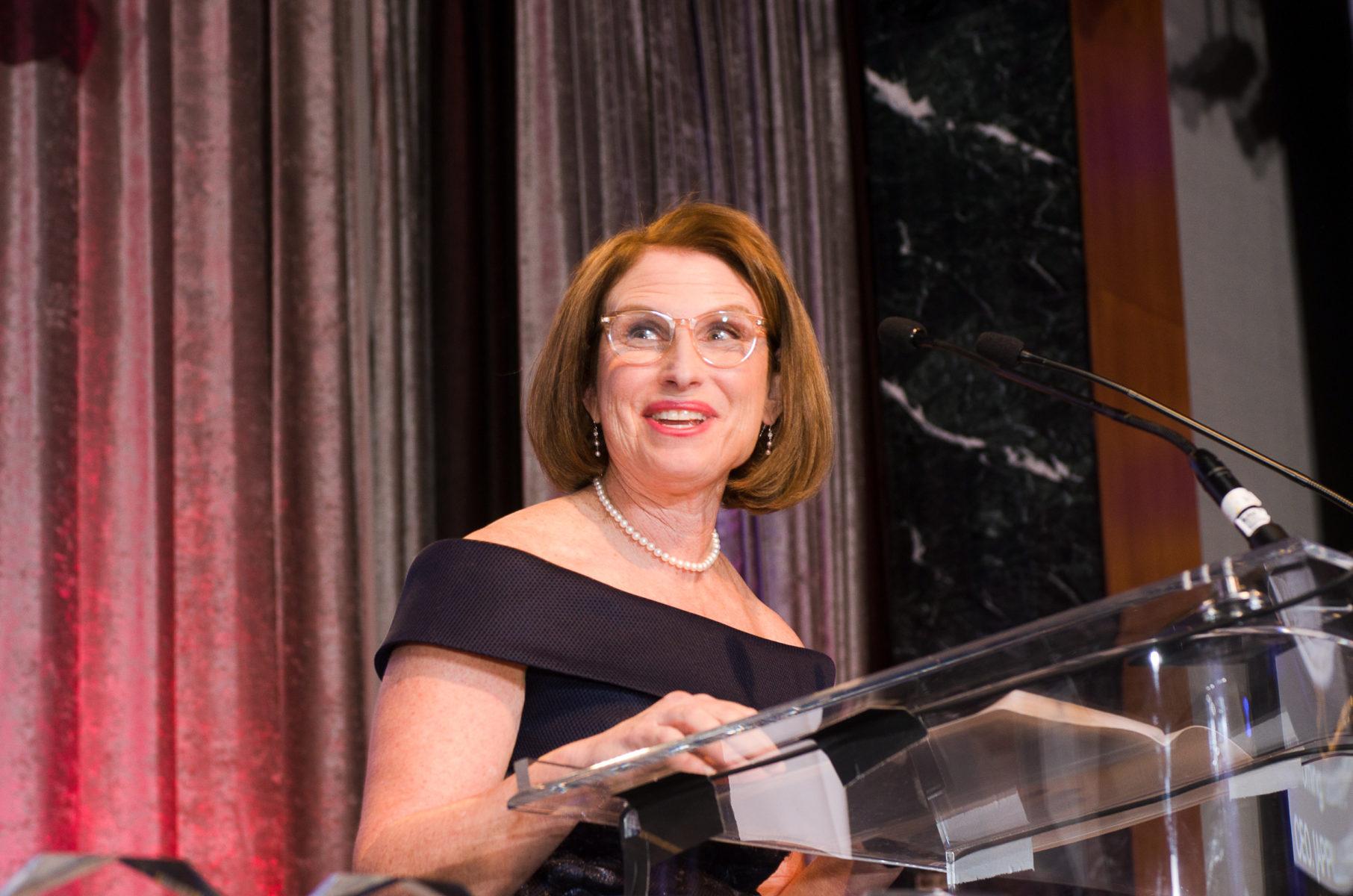 Lorraine Hariton at Catalyst Awards