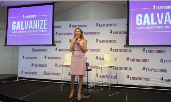 Romy Newman, President and Co-Founder, Fairygodboss